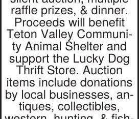 Lucky Dog Thrift Store Presents 'The Lucky Dog Treasure Trove'