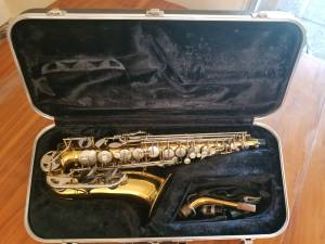 Alto Conn Saxophone 20M. Made in the USA. Used in good condition