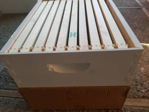 Honey Hive Supers Good Condition