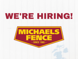 We're hiring! Michaels Fence & Supply, Inc. in Casper, WY has an immediate full-time job