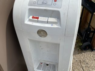 12,000 BTU Air conditioner $150.00. Water cooler $120.00